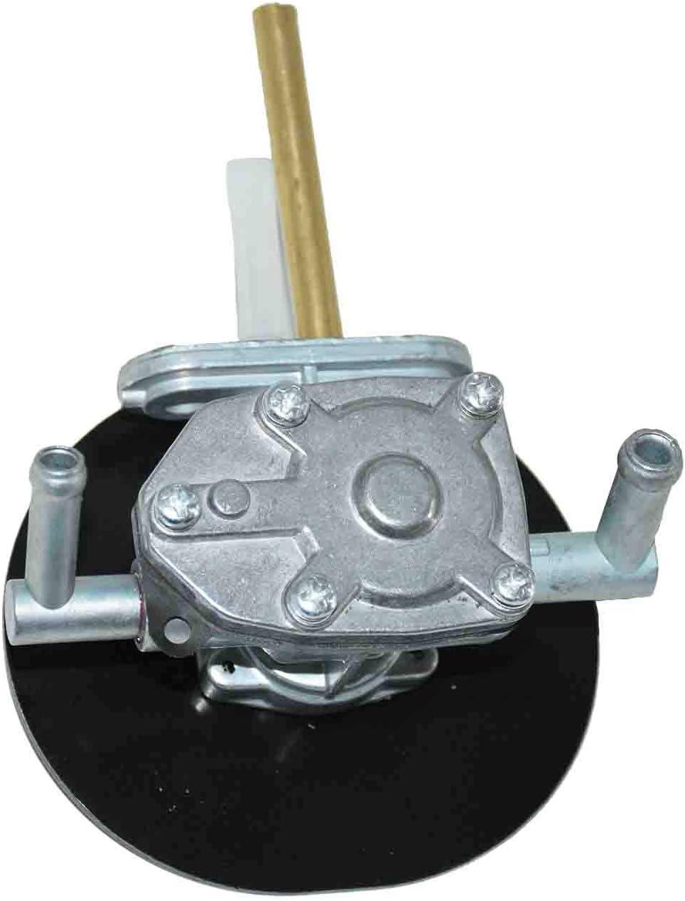 JDLLONG Fuel Cock Tap Petcock Valve Fits Suzuki LTF500F 4x4 Quadrunner 500 1998-2002 44300-09F01