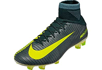 0d7b95b4ea3 Nike Mens CR7 Mercurial Veloce III DF FG - (Seaweed Hasta) (13