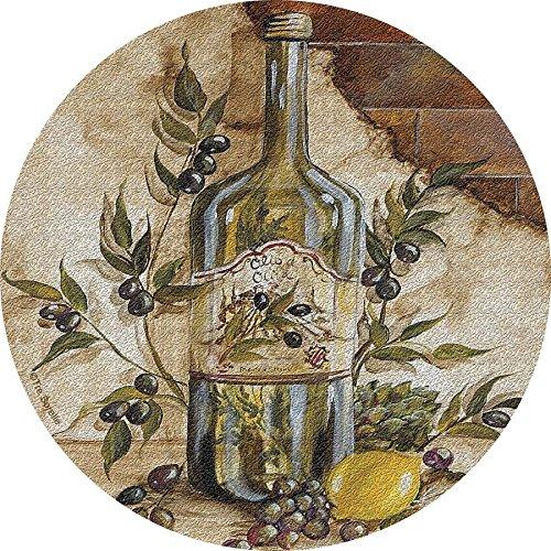Thirstystone Olive Oil Cork Trivet