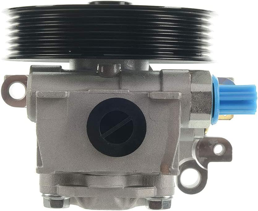 Power Steering Pump Assembly Replacement for 2003-2008 Mazda 6 2.3L 3.0L