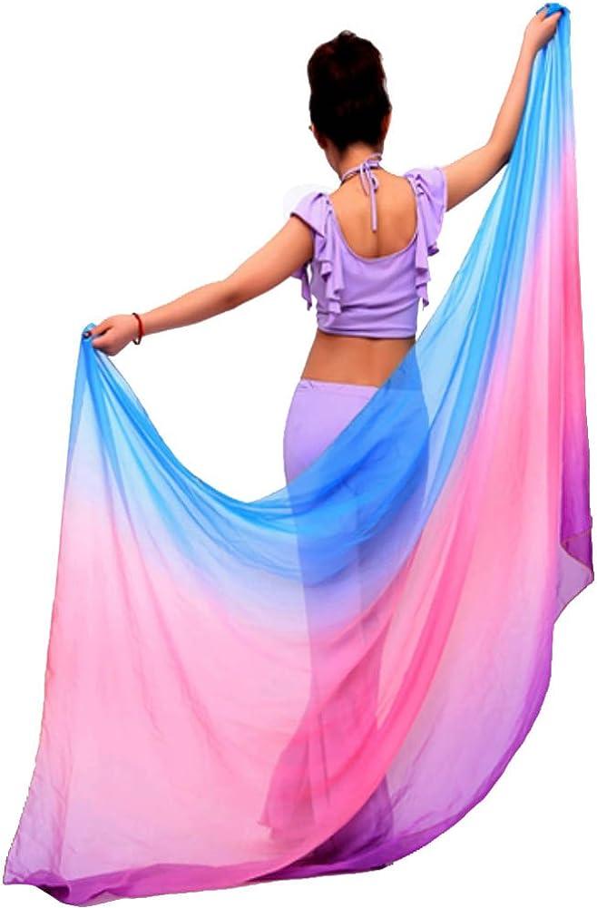 ROPALIA Chiffon Belly Dance...