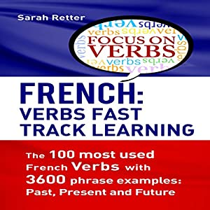 French: Verbs Fast Track Learning Audiobook