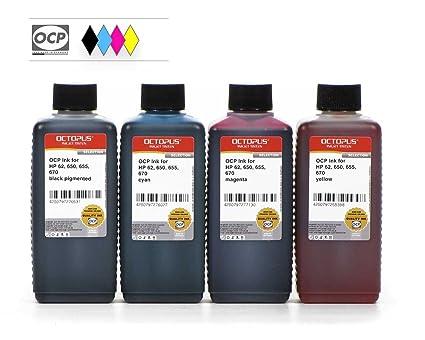 OCP Impresora de tinta para HP 62, 62 x l, 650, 655, 670 ...