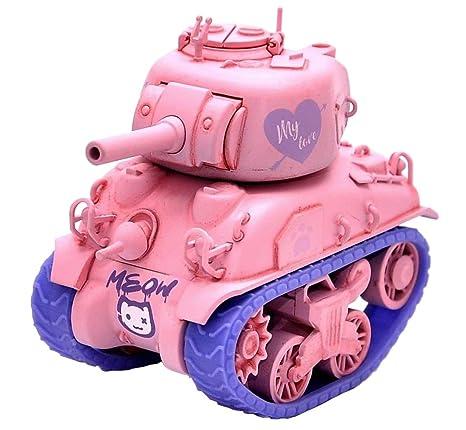 Amazon com: Moon model world war tunes series M4A1 Sherman