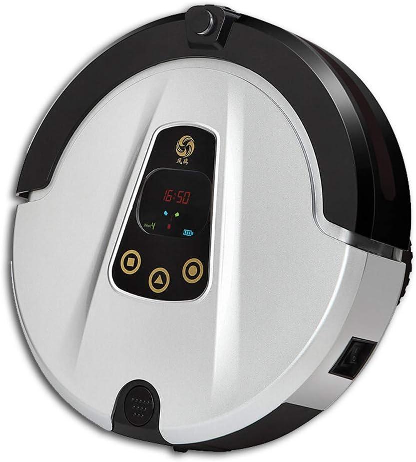 Robot Aspirador Auto Carga silencioso, Sistema de mapeo de cámara ...
