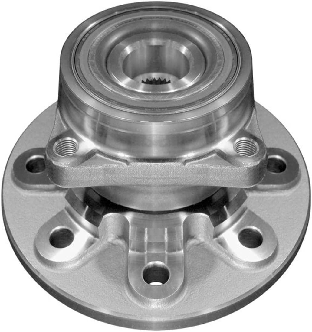 Timken HA590020 Axle Bearing and Hub Assembly