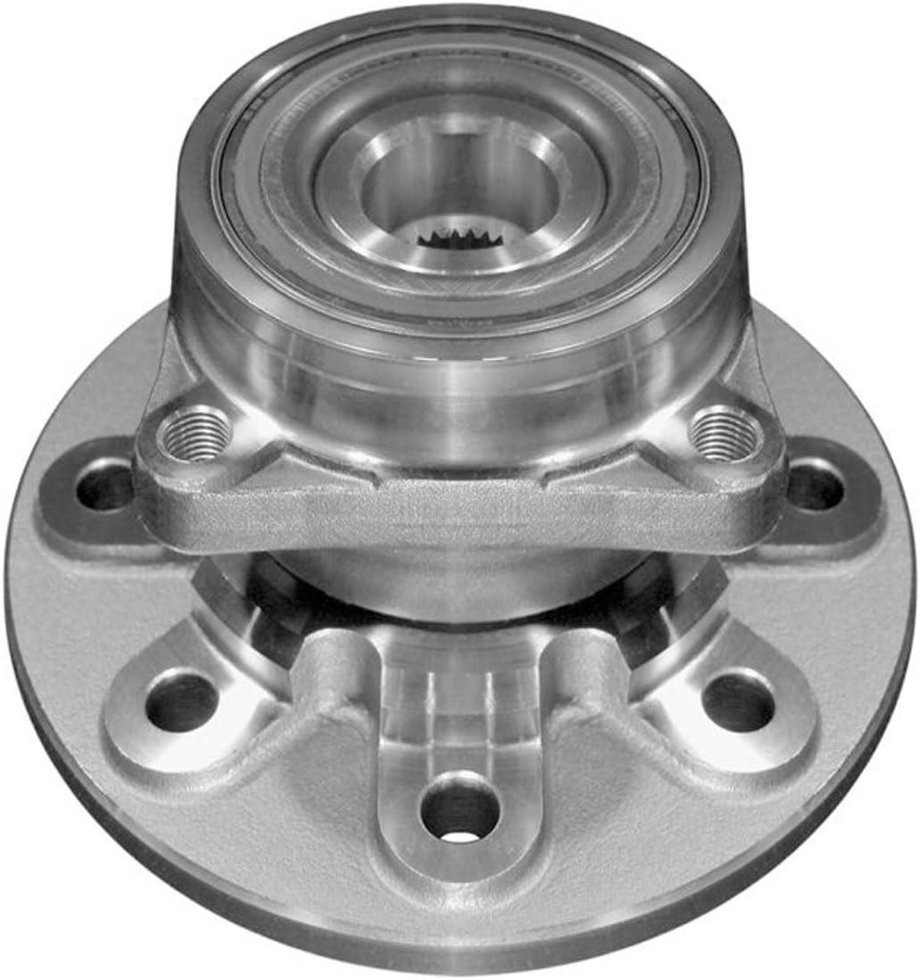 Timken HA590020 Axle Bearing and Hub Assembly
