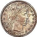 1897 S Barber Halves Half Dollar MS66 PCGS\CAC