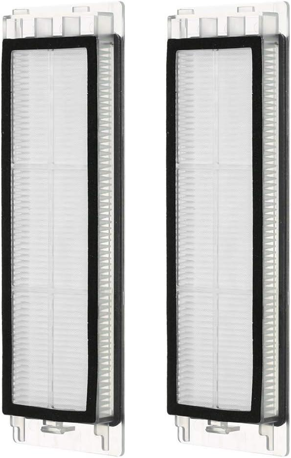Decdeal Pack de 2 HEPA Filtros para Xiaomi Mi Vacuum Kit ...