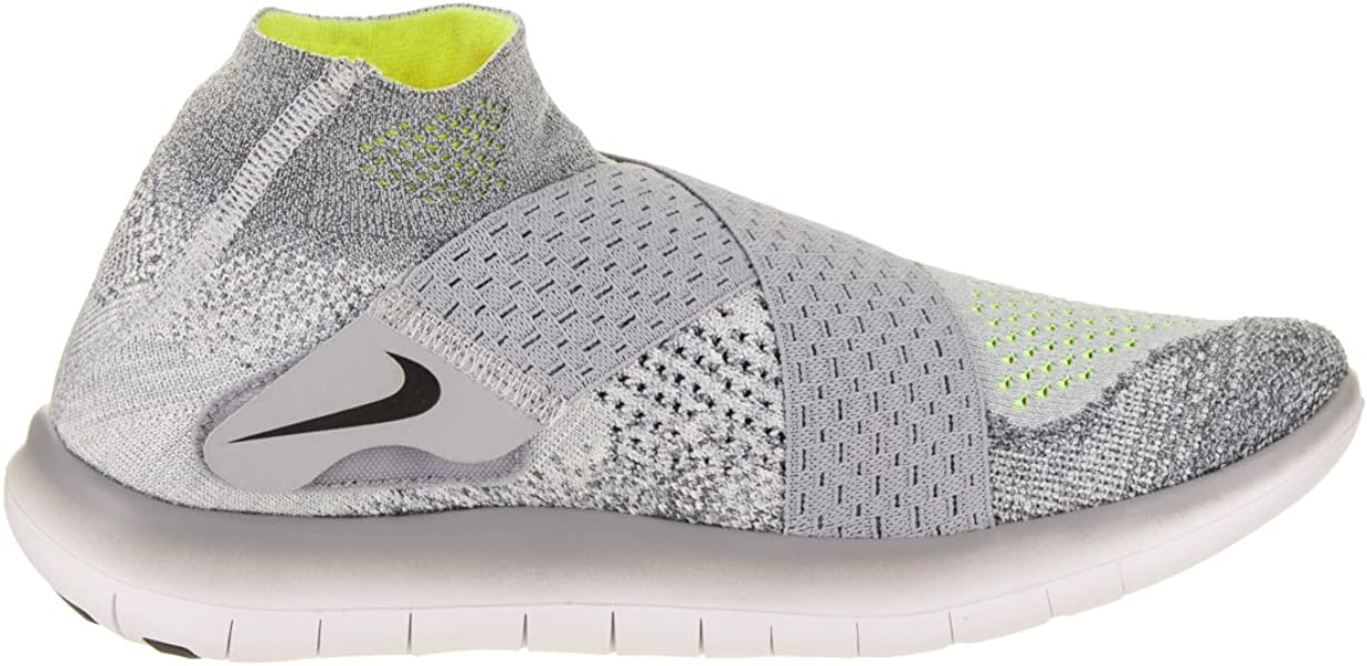 best cheap cf5b8 02aa3 ... Running Shoes. Nike Women s Free Rn Motion FK 2017 Wolf Grey Black Cool Grey.  Back. Double-tap to zoom