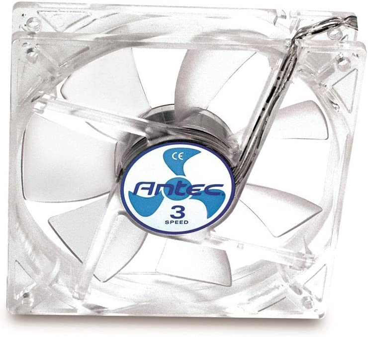 Antec TriCool 92mm Cooling Fan with 3-Speed Switch