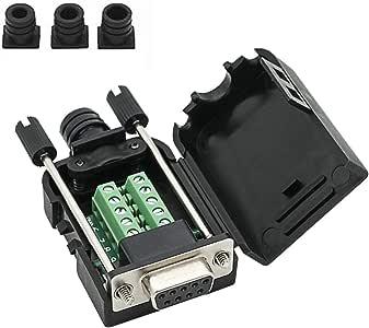 DB25 Board Soldadura-Libre Breakout Macho Adaptador 25-pin adaptador de puerto a terminal con