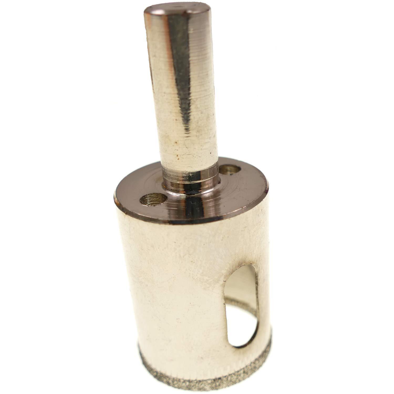 /Ø 18mm Glasbohrer Fliesenbohrer Hohlbohrer Glasschneider Kernbohrer Glas Fliesen Bohrer