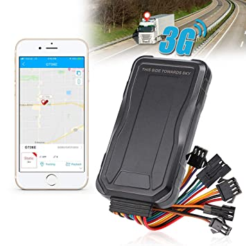 Rastreador GPS para Coche con localizador de vehículos en Tiempo ...