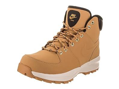 cf72364de3 Amazon.com | Nike Mens Manoa Leather Haystack/Haystack/Velvet/Brown ...