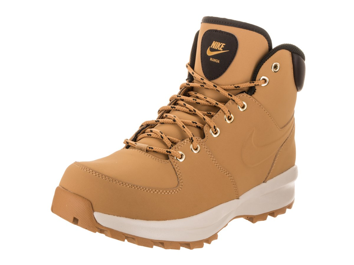 sports shoes 3a28d 5e10a Galleon - Nike Mens Manoa Leather Boots Haystack Velvet Brown 454350-700  Size 10