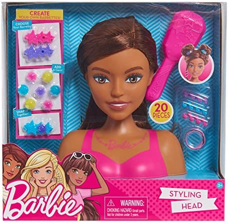 Barbie Small Styling Head MC product image