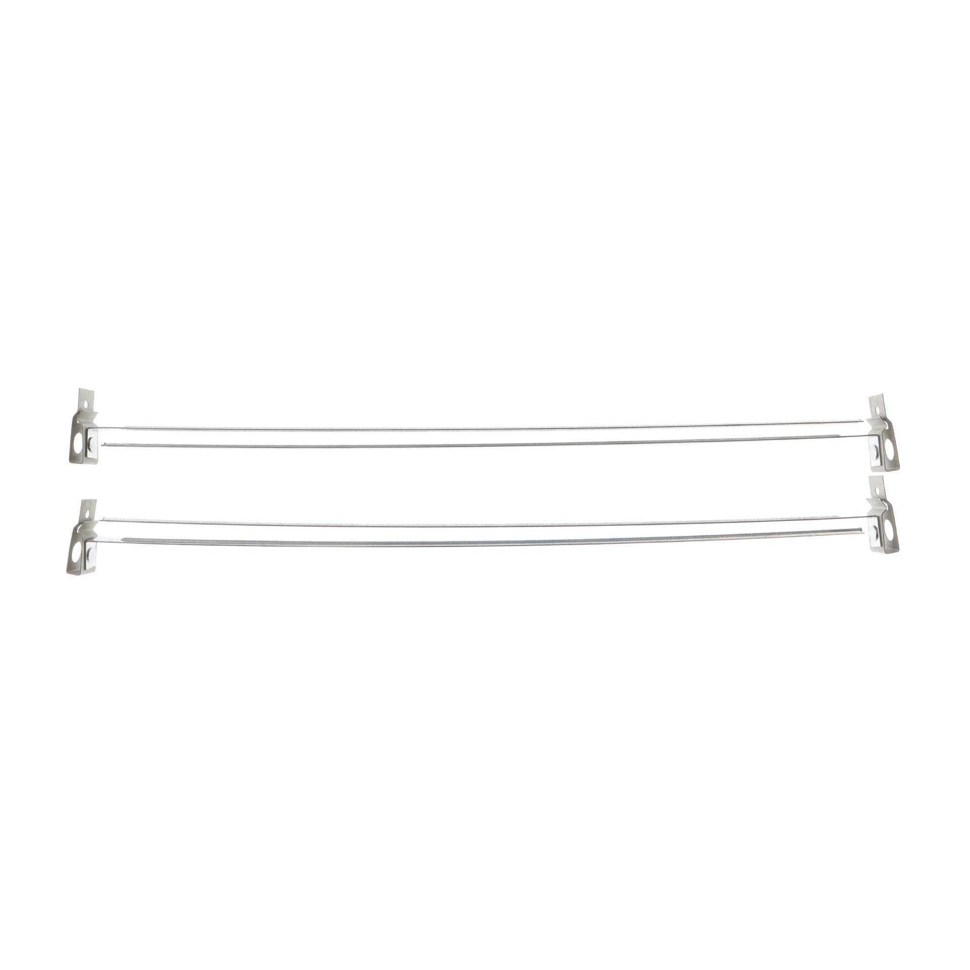 Caddy Erico 517B T-Grid Recessed Light Fixture Suspension Bar, (10-Pack)