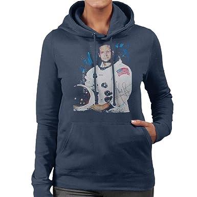 VINTRO Neil Armstrong Traje Espacial de Las Mujeres Sudadera ...
