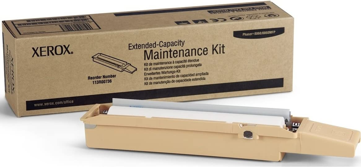 Genuine Xerox 109R783 Extended Capacity Maintenance Kit For ColorQube and Phaser 8570//8580//8700//8870//8900 Series