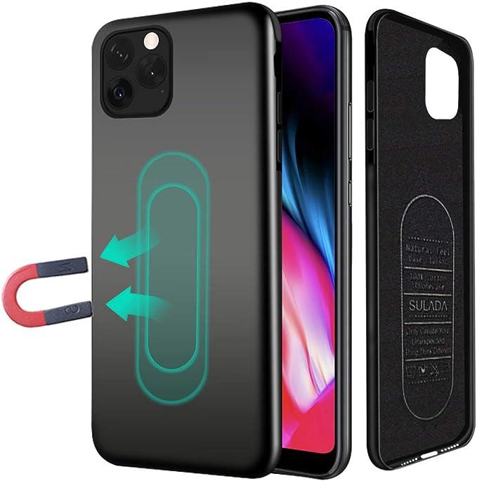 Coque pour iPhone 6/6s, magnétique Ultra Mince Aimant Housse ...