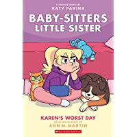 Karen's Worst Day (Baby-Sitters Little Sister Graphic Novel #3), Volume 3