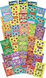Dr. Stinky's Scratch N Sniff Stickers 30-Pack- Strawberry, Apple, Banana, Pizza, Garbage, Cherry, Birthday Cake, Chocolate, Cotton Candy, Campfire, Gummi Bear, Pineapple, Orange, Brownie, 810 Stickers