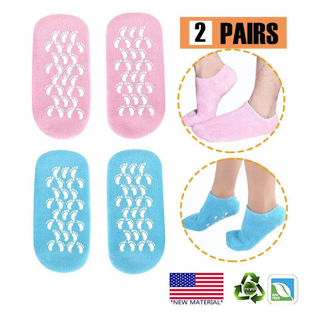 Pnrskter Moisturizing Gel Socks