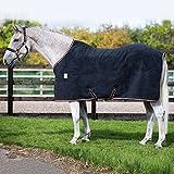 horse cooler 87 - Horseware Rambo Deluxe Fleece 87 Black