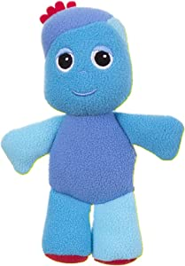 IN THE NIGHT GARDEN 1640 Iggle Piggle Plush Baby Toy, 17cm Tall, Cuddly Collectable, Suitable from Birth, Igglepiggle