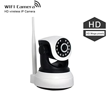 IP Cámara de seguridad WiFi Wireless 163eye de 433 Conexión ...