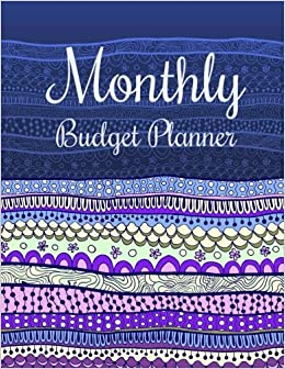 Monthly Budget Planner Weekly Expense Tracker Bill Organizer Weekly
