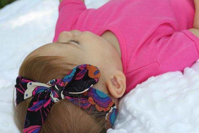 Amazon.com  Baby Knot Headband b276610157e