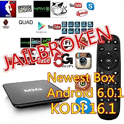 NEW MXQ PRO Android TV Box Amlogic S905X Kodi 16.1 Pre-installed Full Loaded Android 6 Lollipop OS TV Box Mini PC Quad Core 1G/8G 4K Google Streaming Media Players