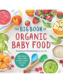 Amazon baby food special diet books the big book of organic baby food forumfinder Gallery