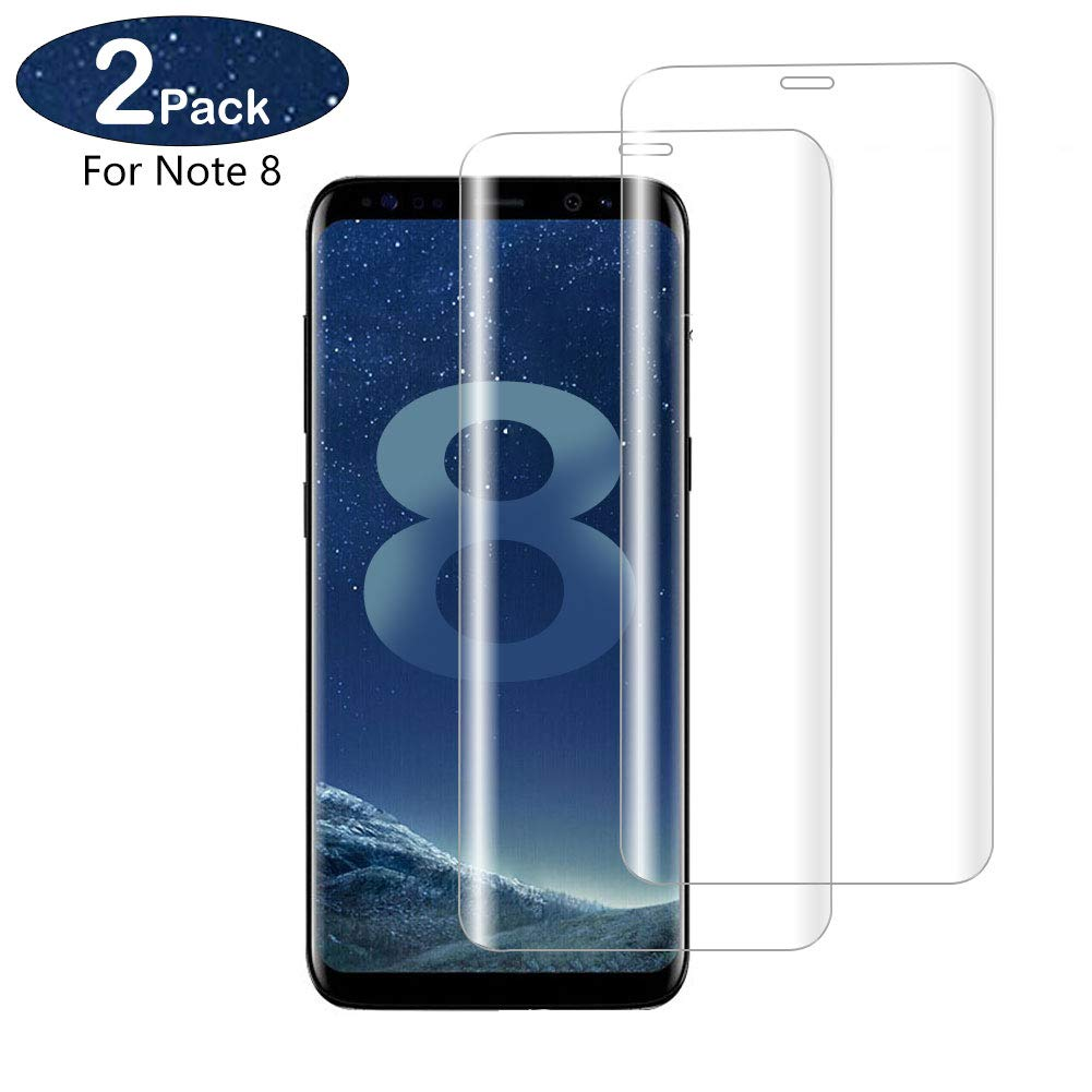 ایگرد - خرید از آمازون   Note 8 Screen Protector for Samsung