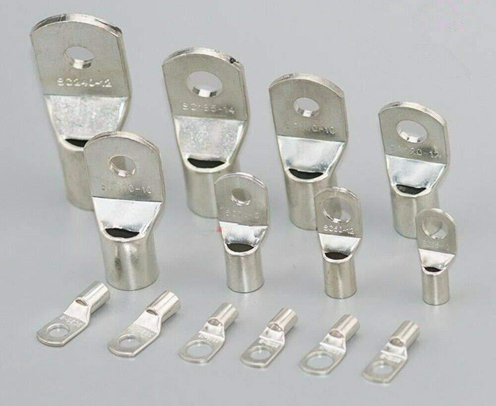 Rohrkabelschuh 50mm/² Verschiedene Mengen M10 2 St/ück