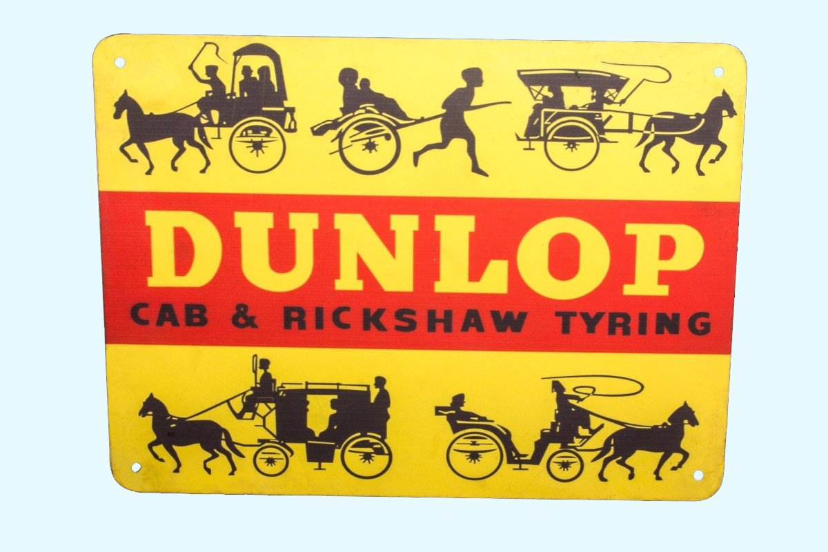 Amazon.com: Antigüedades mundo antiguo Taxi Dunlop ...