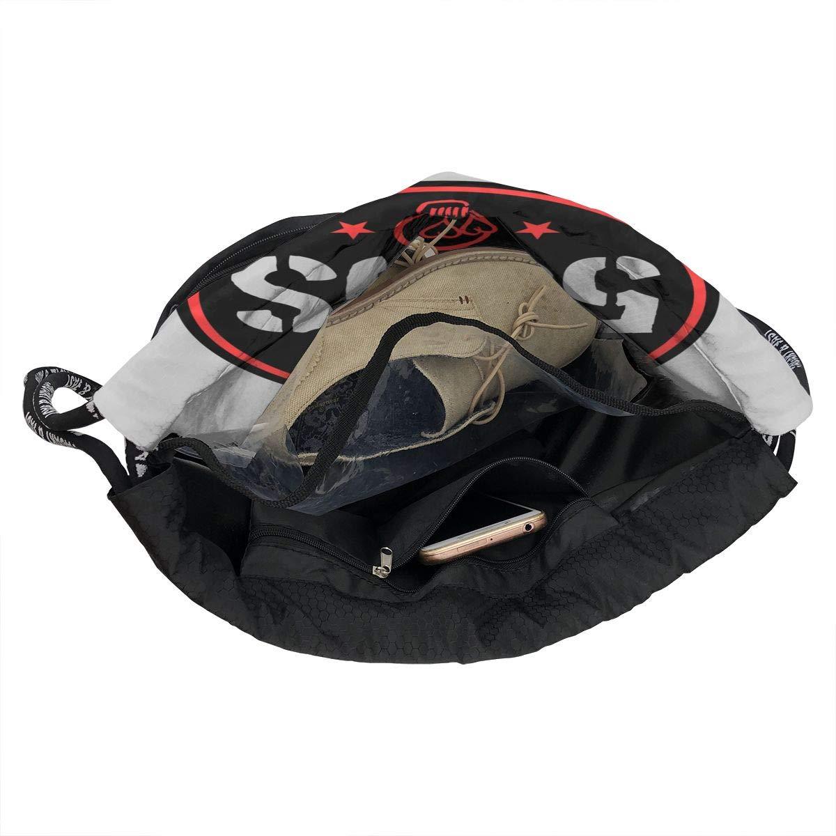 Drawstring Backpack Hot Pepper Chilli Shoulder Bags