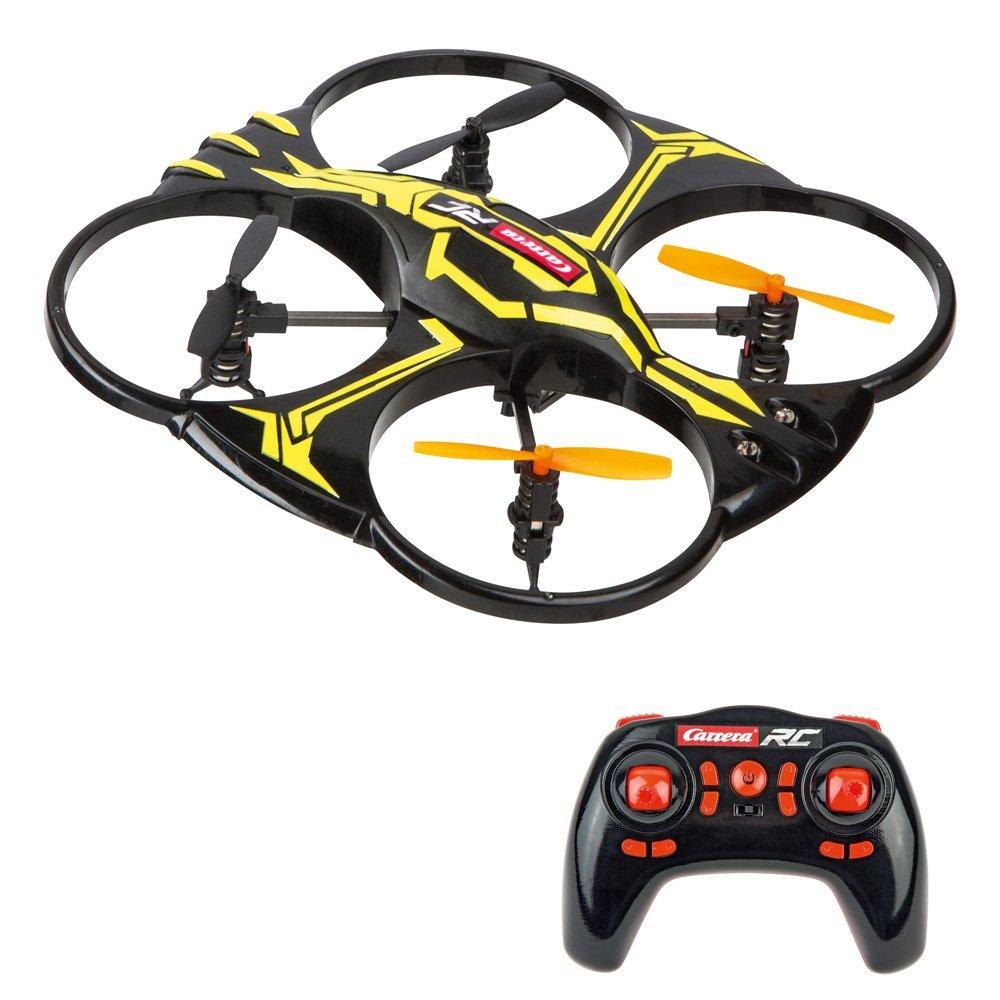 Carrera- X1 Juguete Quadrocopter, 12+ Años, Color Amarillo/Negro ...