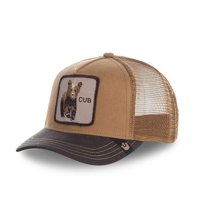 Cappellino da baseball - Uomo Beige beige Taglia Unica  Amazon.it   Abbigliamento fba368360eac