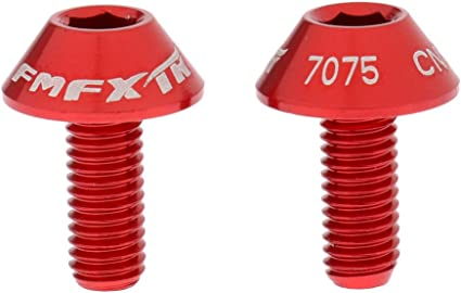 Lightweight Bike Cycle Bicycle Water Bottle Cage Allen Key Bolts Screws M5