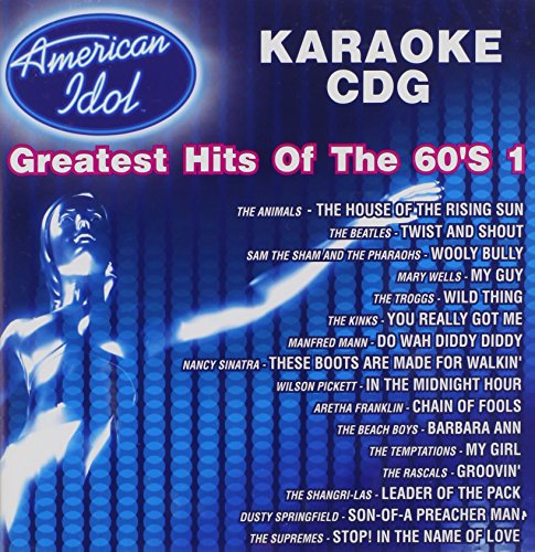 UPC 882387010021, Karaoke: American Idol Greatest Hits of the 60's 1