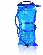 AONIJIE Bolsa de hidratación para Mochila de Senderismo, Sistema de hidratación con Reserva de Agua