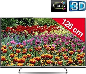 Panasonic TX 50 as650e – Televisor LED 3d Smart TV + Kit de limpieza SVC1116/10: Amazon.es: Electrónica