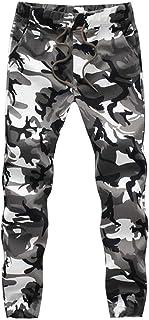 Herren Camouflage Hosen Frühling Herbst Mit Bleistift Sweatpants Casual Taschen Fashion Jogginghosen Único Trousers Hose