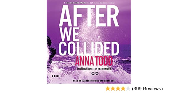 Amazon com: After We Collided: The After Series, Book 2