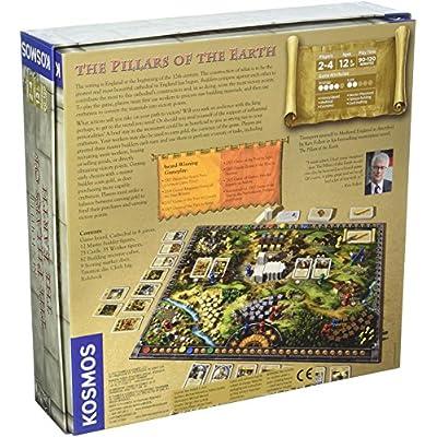 Thames & Kosmos Kingsbridge The Pillars of The Earth: The Game: Toys & Games