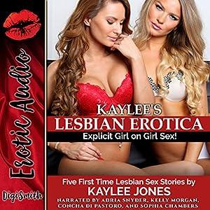 Kaylee's Lesbian Erotica Audiobook