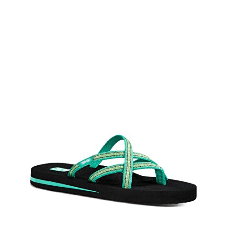 Teva Women's Olowahu Sandal B01DFQAWW6 7 B(M) US|Pintado Florida Keys